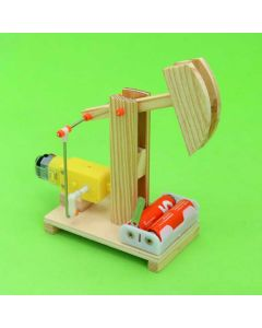 DIY Oil Pumping Unit for Kids
