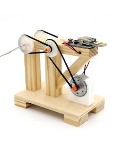 Hand-operated Power Generator DIY Kits for Kids