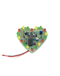 Monday Kids GKS-18 Light Control System Light Cycle Suit Electronic DIY Kit Birthday Gift DIY Electronic DIY Project Electronic Project Kits