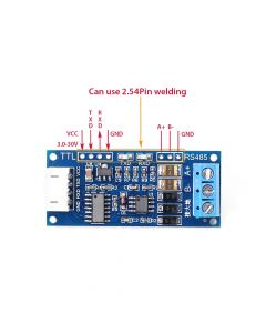 Monday Kids 3.0V ~ 30 V TTL to RS485 Converter High EMC EMI 3.3V/5.0V Signals Hardware Automatic Control Converter Module for Arduino AVR