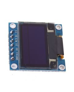"Monday Kids 0.96 inch IIC SPI Serial 128X64 Blue OLED Display Module I2C 12864 LCD Screen Board 0.96"" SSD1306 For Arduino STM32 C51"