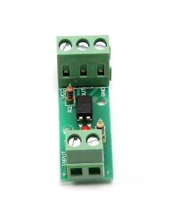 Monday Kids 12V 1 Channel Optocoupler Isolation Module Isolated Board No Din Rail Holder PLC Processors 80KHz PC817 EL817