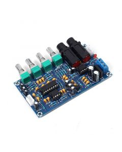 Monday Kids XH-M173 Microphone Amplifier Module PT2399 AC 12V Dual Power Supply Karaoke Reverberation Board