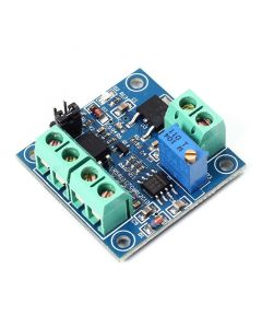 Monday Kids PWM to Voltage Converter Module 0%-100% to 0-10V for PLC MCU Digital to Analog Signal PWM Adjustabl Converter Power Module