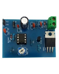 Monday Kids 5-12V DIY Kits 555 Pulse Width Modulation Speed Regulator Controller Suite Electronic Production Skills Training Parts