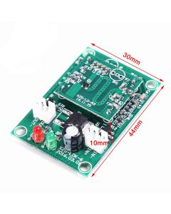 Monday Kids DC-SSR DC Digital Microwave Sensor Switch Radar Switch Module Human Body Induction Radar Sensor Inductive Sensor Indutivo