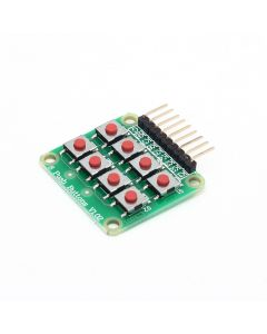 Monday Kids 10pcs/lot 2x4 4x2 Keypad 8 Key Board Matrix Keyboard Button for Arduino AVR PIC
