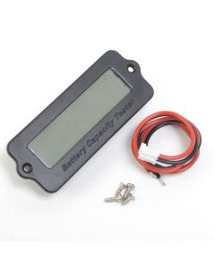 Monday Kids 24V LY6W Lead Acid Battery Capacity Indicator LCD Digital Display Meter LiPo Battery Capacity Power Detection Tester Voltmeter