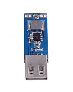 Monday Kids DC-DC 2.5V-5.5V To 5V 2A Step Up Power Module Power Bank Boost Converter Board USB Vehicle Mobile Charger