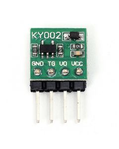 Monday Kids KY002 Single Button Trigger Bistable Switch Module 3-27V For Instrument Transformation Falling Edge