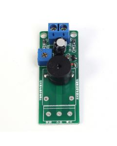 Monday Kids 12V B Sound Buzzer Module Alarm Time Relay Control Module Adjustable Reverse Gear Prompt Tone Signal Beep Power Prompt