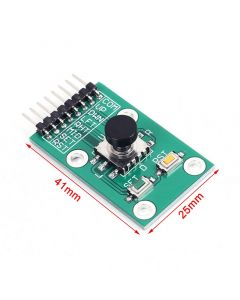 Monday Kids Five Direction Navigation Button Module for MCU AVR Game 5D Rocker Joystick Independent Keyboard for Arduino Joystick Module