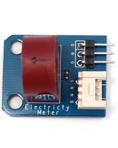 Monday Kids Electricity Meter(Analog) AC Current Sensor Current Transformer 5A for Arduino 30.0mm X 24.0mm X 1.6mm PCB Board