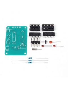 Monday Kids Second Counter DIY Kit Precise Signal Generation Circuit Electronic Practical Training Part DIY Electronic Circuits