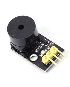 Monday Kids DC 3-5V Active Buzzer Module Audible Visual Alarm Module Low Level Trigger MCU Passive Buzzer Digital Buzzer Module for Arduino