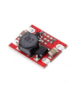Monday Kids 5pcs DC-DC Step Up Boost Power Supply Module 2V-5V to 5V 2A Fixed Output High-Current Step-up Board Converter MAX Output 2A