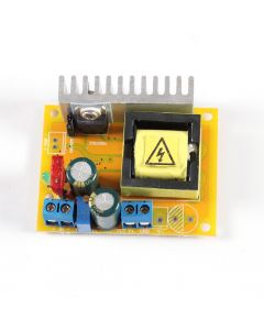 Monday Kids DC-DC 8-32V to 45-390V Step Up Power Supply Module High Voltage Boost Converter Board Constant Current Adjustable