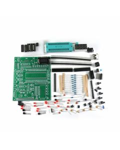Monday Kids Welding Practice JZ-K3 51 MCU Development Board Learning System Board Experiment Board Kit DIY Parts