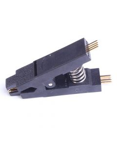Monday Kids SOP8 8-Pin Test Clip For BIOS 24/25/93 Programmer IC Testing Clip Clamp Electronic Circuits DIY 47.79mm 10.83mm