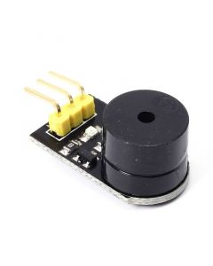 Monday Kids 10pcs/lot DC 3-5V Active Buzzer Module Visual Alarm Module Low Level Trigger MCU Passive Buzzer Digital Module for Arduino