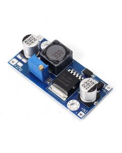 Monday Kids 5pcs/lot LM2596 Power Supply 4V-35V to 1.23V-30VDC-DC Buck Converter Step Down Converter Power Module Power Supply Adjustable