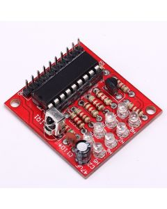 Monday Kids 3-5V 8 Channel IR Infrared Receiver Board Delay Relay Driving Module + 9 Keys Remote Control Transmitter Self-Locking Controller