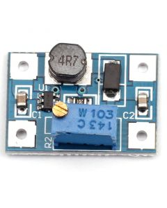 Monday Kids DC-DC 2-24V to 2-28V Step Up Adjustable Power Module Step Up Boost Converter 2A SX1308 Smart Electronics