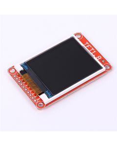 "Monday Kids 1.8"" 1.8 Inch TFT LCD Screen ST7735 128x160 Dot Matrix Support Micro SD Card for Arduino Micro SD TFT LCD Display 3.3V 5V"