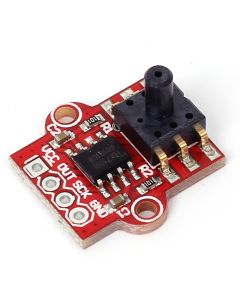 Monday Kids 3.3-5V Digital Barometric Pressure Sensor Module Liquid Water Level Controller Board 0-40KPa for Arduino