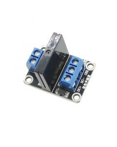 Monday Kids 1 Channel 5V Solid State Relay Module Low Level Relay 240V 2A Output With Resistive Fuse RM001