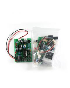 Monday Kids ISD1820P Recording Module DIY Kit Recyclable / Straight Through With Audio Amplifier Circuit