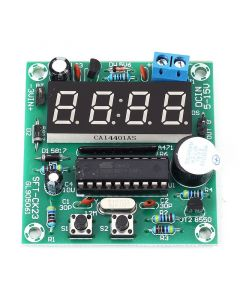 Monday Kids 4.5-12V Multi-function 4 Bits Digital Electronic Clock Timing Control Board Real Time 4Bit LED Digit Dispaly