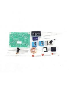Monday Kids DIY Kit LM2596 Adjustable Voltage Stabilizer Precise Buck Step Down DIY Adjustable Power Supply Kit Power Supply Module
