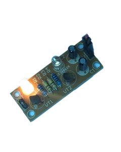 Monday Kids Multi-harmonic Oscillating Flashing Lights DIY Kit Flash Circuit Practice Board Learning Diy Kits Electronic Suite