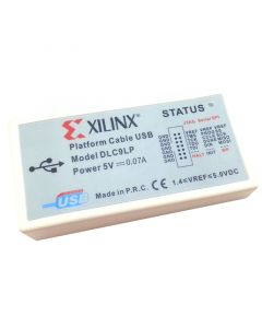 Monday Kids Xilinx Platform Cable USB Download Cable Jtag Programmer for FPGA CPLD XC2C256 XL003