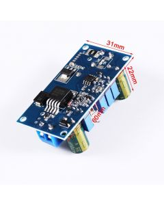 Monday Kids 5A DC-DC MPPT Solar Energy Controller Buck Step Down Charging Battery Board Module Constant Current Voltage Charger Panel