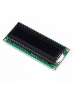 Monday Kids  5V 1602A Screen LCD 16x2 Red Character Dot LCD Matrix 1602 Red LCD Display Module Black Background Parallel Port