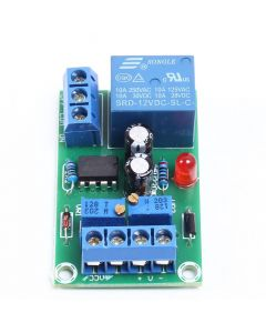 Monday Kids 12V Intelligent Charger Module Power Supply Controller Board Automatic Charging/OFF Module Anti-Transposition Smart Charger