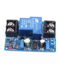 Monday Kids Universal 12V Battery Anti-Over Discharge Board Automatically Restore Low Voltage Protection Module With LED Indicator Light