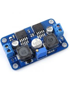 Monday Kids DC-DC Automatic Step Up Step Down Module 3.5V-28V to 1.25V-26V Voltage Converter Board Boost Buck Power Supply Module