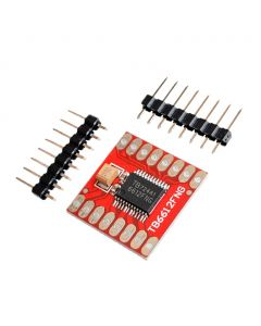 Monday Kids TB6612FNG Motor Driver Board Module Small Volume High Performance Super L298N