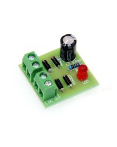 Monday Kids 3pcs/lot DIY Kits IN4007 Full Wave Bridge Rectifier Circuit Board Suite AC To DC Power Supply Converter Electronic Teaching