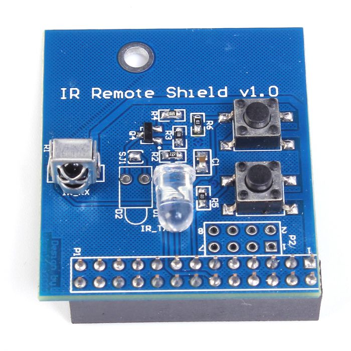 38KHz IR Infrared Control Expansion Board Transceiver Receiver For Raspberry Pi